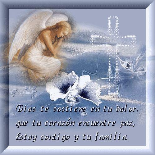 Imágenes cristianas de Consuelo por muerte