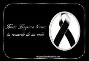 Imágenes de luto para compartir