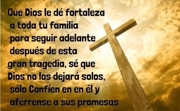 Confía en Dios el te ayudara en todo momento