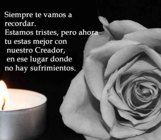 Te recordare por siempre