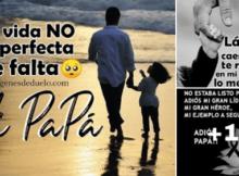 imagenes por la perdida de un padre